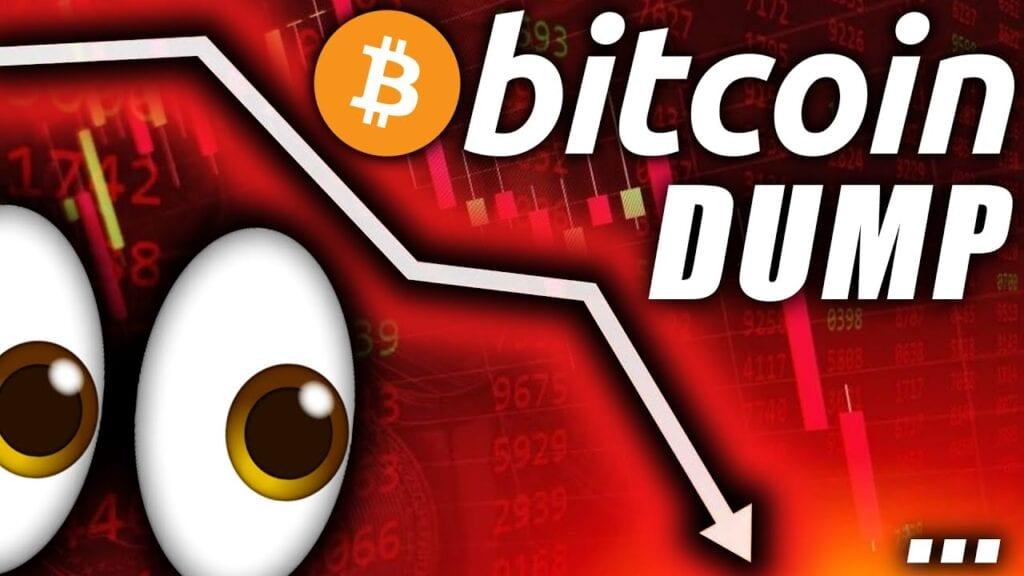 Bitcoin koers analyse - Dit is de reden van de Bitcoin DUMP!