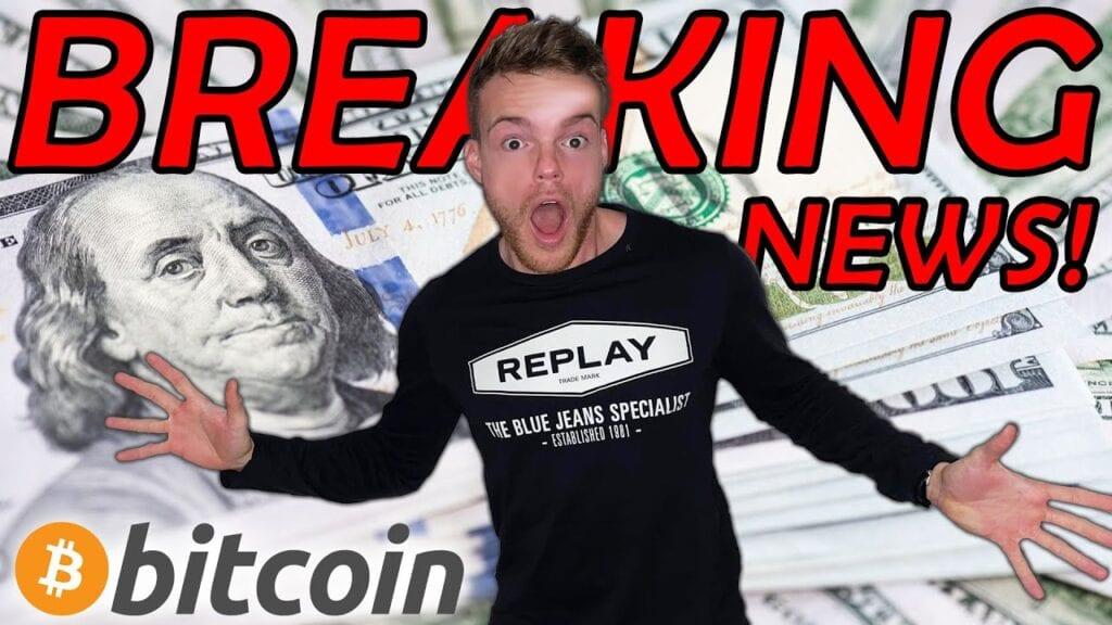 Bitcoin koers analyse en nieuws – Nieuwe investering van $500 miljoen dollar in Bitcoin?