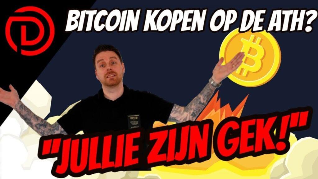 Moet ik nu Bitcoin kopen of ben ik te laat om in Bitcoin te investeren?