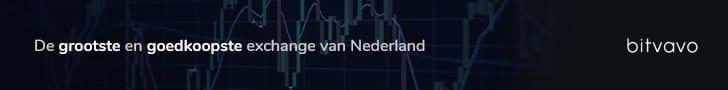 Bitvavo - Grootste en Goedkoopste Crypto Exchange van Nederland